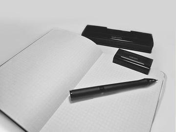 Wacom Inkling Sketch Setup x600
