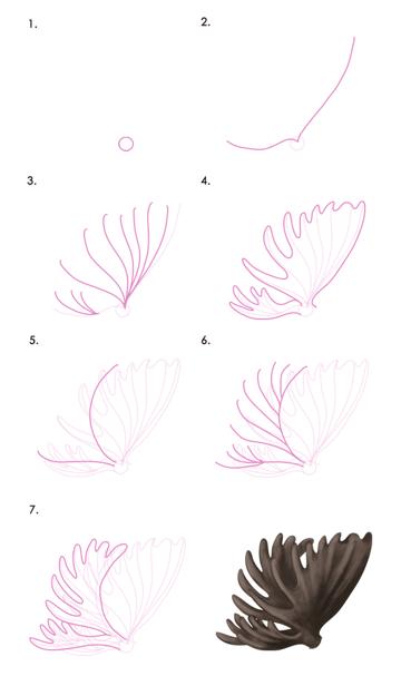 drawingdeer-7-3-moose-antlers