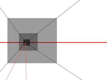 Identifying door width