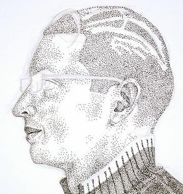 pointillism-face-darker