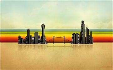 wallpaper art 22 illustious boom town