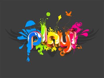 wallpaper art 31 play