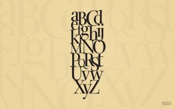 wallpaper art 14 love typography
