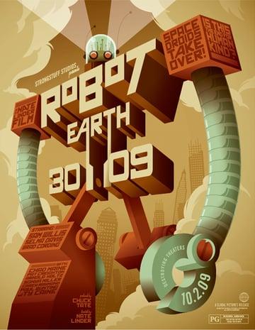 robot-earth