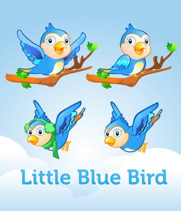 11-little-blue-bird