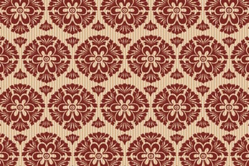 Free Vector Downloads of Illustrator Patterns for Vintage Design 18