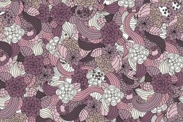 Free Vector Downloads of Illustrator Patterns for Vintage Design 7