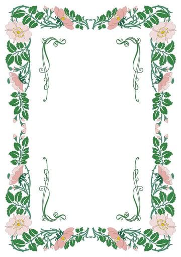 20-floral-frame