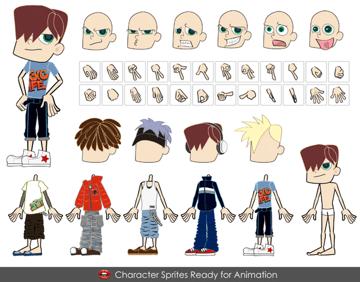 11-boy-character
