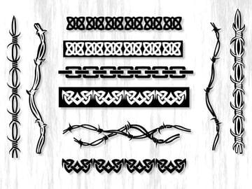 10-vector-borders