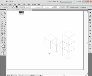 Creating 3D Maps Using Isometric Projection