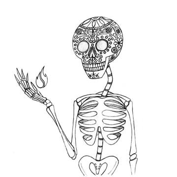 8CandySkull