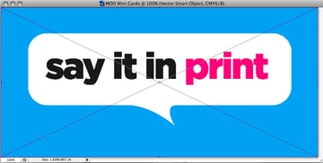 Promo Cards Process