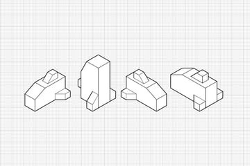 Orthographic and Isometric projections