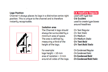 C4 style guide