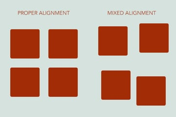 mixed-alignment