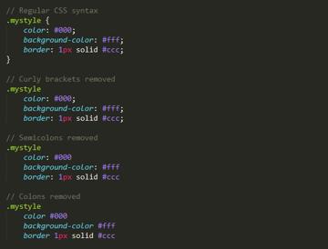 syntaxoptions
