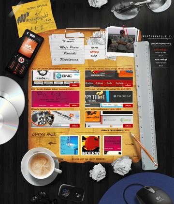 Web Design Portfolio Success