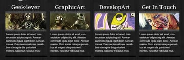 Dark Web Design