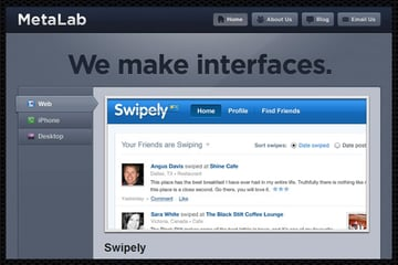Web Design Trends : App Influence 3