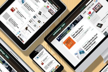 Web Design Trends and the Death of the Fold