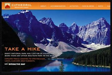 Web Design Trends : Web Design Big Images 8