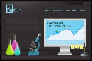 Web Design Trends : Web Design Big Images 10
