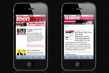 Web Design Trends : Mobile Web Design 2