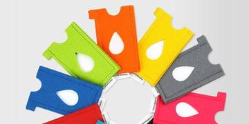 MiniCard holder