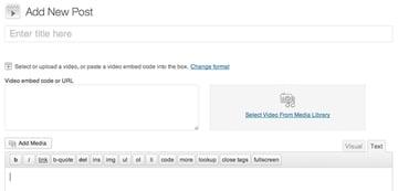 Video Structured Data UI