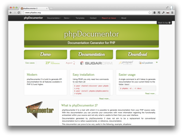phpDocumenter