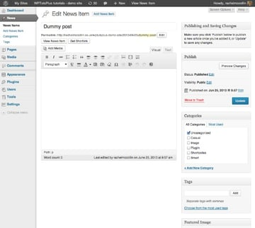 customizing-the-wordpress-admin-part4-help-text-on-right