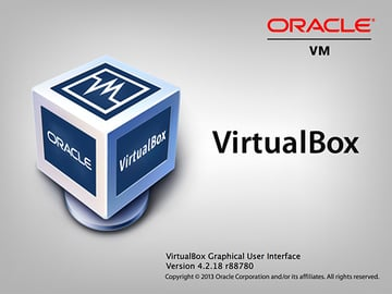 VirtualBox About