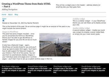 creating-wordpress-theme-from-static-html-menu-in-theme