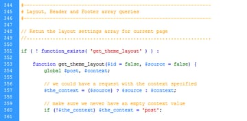 Well Formatted Code