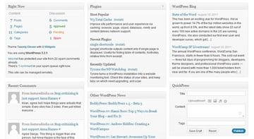 WordPress Dashboard Customization