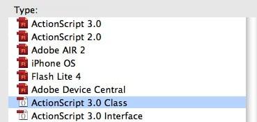 Create Document Class File