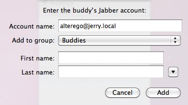 Jabber Client