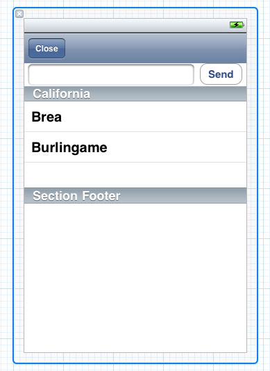 Designing the Chat View