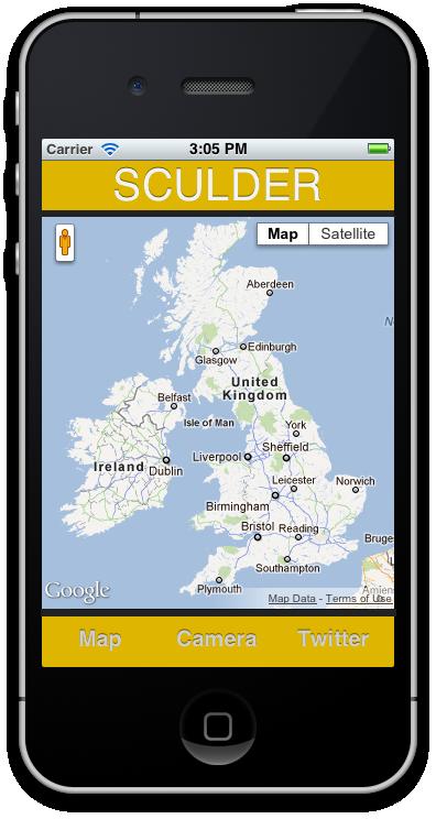 PhoneGap From Scratch Figure