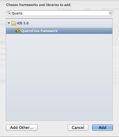 iOS SDK Carousel