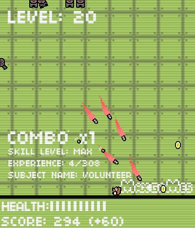 Survival Lab Flash game critique