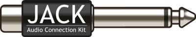 Jack Audio Connection Kit, Logo by Leonard Ritter