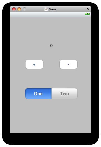 Segment Controller View