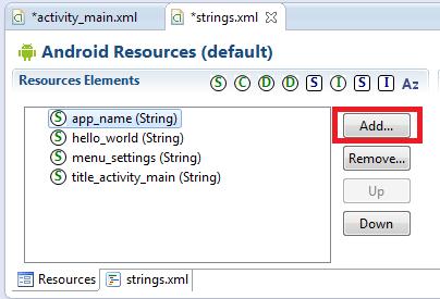 Android UI XML 4
