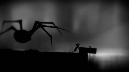 Limbo is a game that is very good at capturing someone's attention just by it's aesthetics