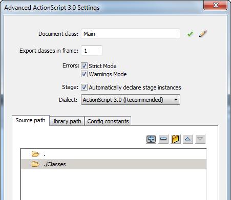 simple Flash menu tutorial
