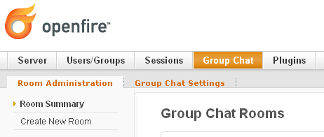 chat room home