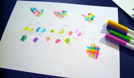 color-pad