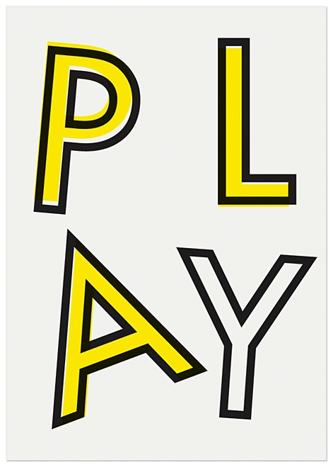 PLAY artwork by Darcy